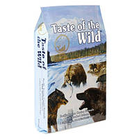 Беззерновой корм для собак Taste of the Wild Pacific Stream Canine Formula 13,61кг