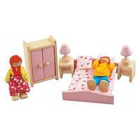 Набор мебели для кукол - Спальня