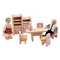 Набор мебели для кукол - Столовая