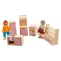 Набор мебели для кукол - Кухня