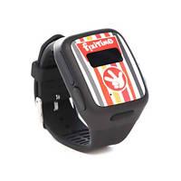 """Часы-телефон """"FixiTime"""" с GPS/LBS трекером (черный)"""