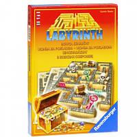 Детская настольная игра - Лабиринт: В Поисках Сокровищ