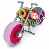 Деревянная игрушка - Мотоцикл E Chopper
