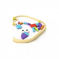 Деревянная игрушка головоломка на магнитах - Magnetic Animals