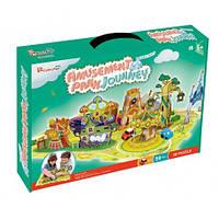 Трехмерная головоломка-конструктор Поездка в Парк Развлечений