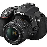 Nikon D5300 + AF-P 18-55VR kit (VBA370K007)