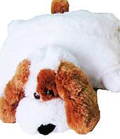 """Подушка игрушка """"Собачка"""" 45 см"""