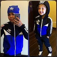Спортивный костюм детский Мод. 4019 Adidas рус.