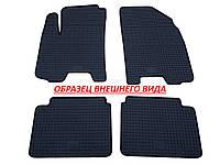 Резиновые ковры в салон Skoda Fabia II 07- (CLASIC) кт-4 шт.