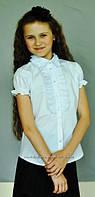 Шикарные блузки для девочек в школу 2015