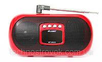 Мини-колонка, Радиоприемник Atlanfa AT-6523