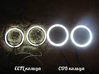 Ангельские глазки COB BMW E30, E32, E34, Е36, Е38, Е39, Е46, Е46 (без линз)