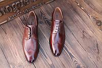 Мужские туфли, made in India, классические туфли для настоящих мужчин. Код: 200.