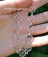 Женский серебряный браслет Арт. 80048