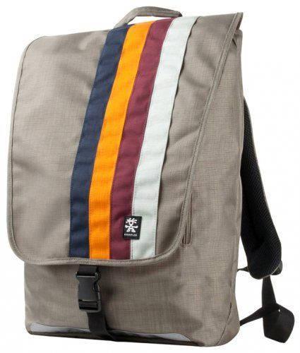 Вместительный рюкзак 16 л. Dinky Di Stripy Crumpler DDSBP-L-004 микс