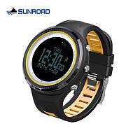 Спортивные часы FR800NB – водозащита 5АТМ, шагомер, счетчик калорий, термометр, барометр, альтиметр, компас