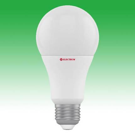 Светодиодная лампа LED 12W 4000K E27 ELECTRUM LS-14 (A-LS-0231), фото 2