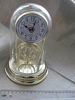"""Часы каминные """"Kronas"""" высота 20,0 см., диаметр основания 13,5 см."""