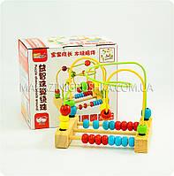 Игрушка развивающая для детей «Лабиринт»
