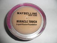 Крем пудра для лица Maybelline Miracle touch / Мейбелин Миракле тач