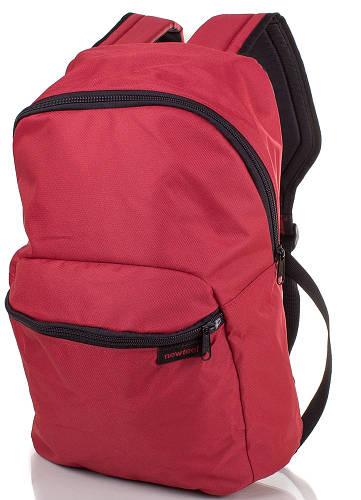 Компактный женский рюкзак из полиэстера 10 л. NEWFEEL (НЬЮФИЛ) ARP002-1 красный