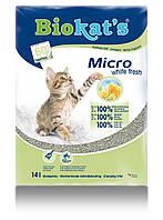 Biokat's Micro Fresh 14 л  - наполнитель для кошачьего туалета
