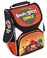 """Ранец школьный каркасный """"13,4 """","""" Angry Birds """"701""""оранжевый"""