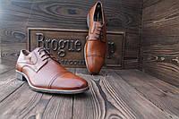 Мужские туфли оксфорды, made in India, состояние новых. Код: 204, 205.