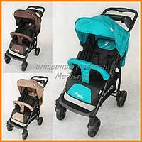 Детская прогулочная коляска CARRELLO Forte CRL-1408