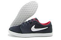 Кеды мужские Nike Air черные (найк аир)