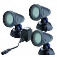Светодиодный светильник для пруда 3х1 Вт. OASE Lunaqua Classic