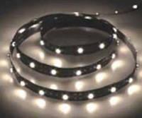 Светодиодная лента LS606/LED-RL 60SMD(5050)/m 14,4W/m 12V 5m*8*0.22mm белый теплый на белом (блистер), Feron