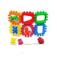 Сортер-шестигранник Kinder Way 50-103
