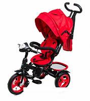 Детский трехколесный велосипед модель 2016 г. Neo 4 Air с фарой красный