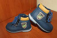 Детская демисезонная обувь  для мальчиков  22-27