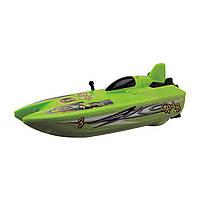 """Игрушечные машинки и техника «Dickie Toys» (3772002) скоростной катер """"Wave Fun"""", 18 см (зелёный)"""