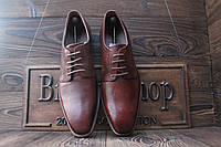 Мужские туфли оксфорды Pier One, made in India, 30.5 см, 45 размер. Код: 208.