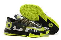 Баскетбольные кроссовки Nike KD 6, Kevin Durant, найк кевин дюрант