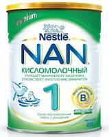 Nestle Молочная смесь NAN Кисломолочный 1  400 г