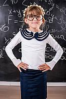 Блуза детская трикотажная