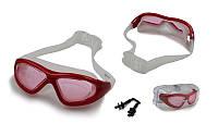 Очки (полумаска) для плавания SAILTO QY9100