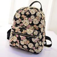 Школьный рюкзак в винтажном стиле, 2 цвета
