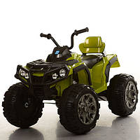 Детский квадроцикл на аккумуляторе M 3156EBR-10