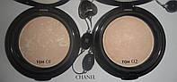 Запеченная пудра для лица Chanel 9g