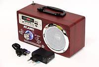 Портативная колонка радиоприемник ATLANFA AT-R81