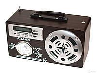 Портативная колонка радиоприемник ATLANFA AT-R82