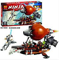 """Конструктор Bela Ninja 10448  """"Пиратский Дирижабль"""""""