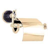 Держатель туалетной бумаги KUGU Diamond 1111G Gold