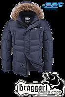 Немецкая мужская зимняя куртка Braggart Dress Code арт. 4598
