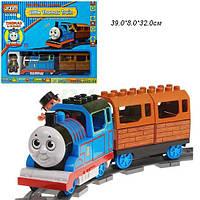 Оригинальная детская железная дорога Томас ЖД 8288 В, от 3 лет, свет/звук, на батарейках
